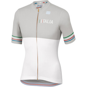 Sportful Tricolore Jersey Heren, white
